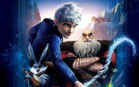 Rise of the Guardians, cartoon movie HD wallpaper