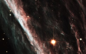 Super stars and nebulae HD wallpaper