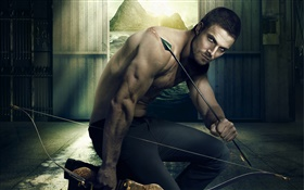 TV series, Arrow, widescreen HD wallpaper