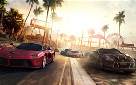 The Crew, PC game HD wallpaper