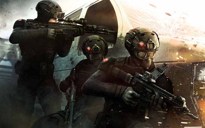 Tom Clancy's Rainbow 6: Patriots, PC game Wallpapers Pictures Photos Images