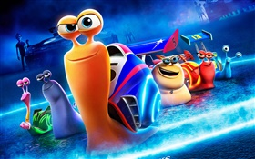 Turbo, cartoon movie HD wallpaper