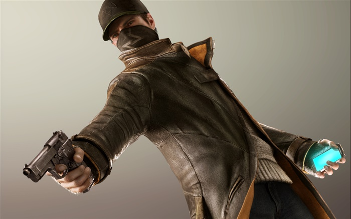 Watch Dogs, game widescreen Wallpapers Pictures Photos Images