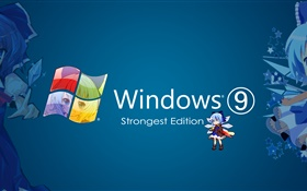 Windows 9 Strongest Edition