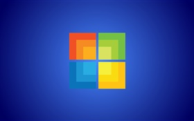 Windows 9 creative logo HD wallpaper