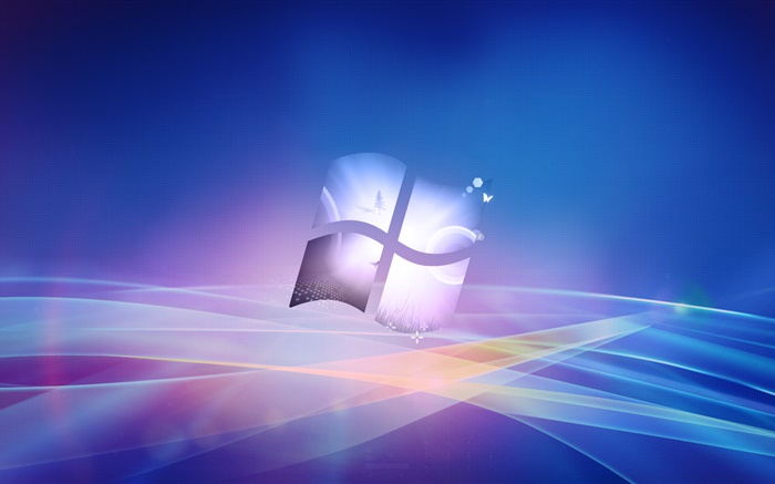 Windows logo, creative design background Wallpapers Pictures Photos Images