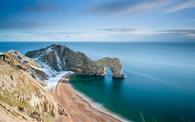 Durdle Door, Dorset, England HD wallpaper