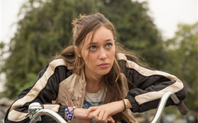 Fear the Walking Dead, Alycia Debnam Carey HD wallpaper