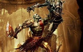 God of War 3, PC game HD wallpaper