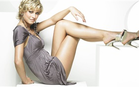 Lena Gercke 09 HD wallpaper