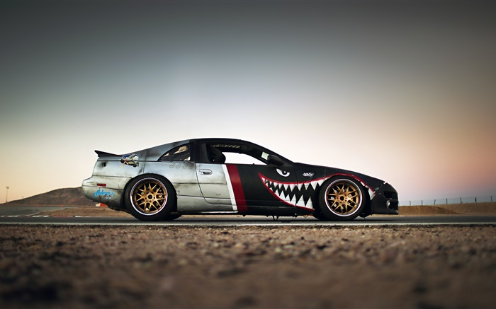 Nissan 300ZX supercar Wallpapers Pictures Photos Images
