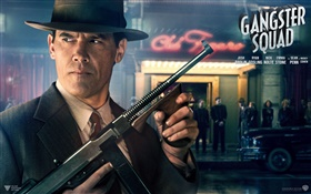 Gangster Squad, Josh Brolin HD wallpaper