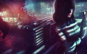 BioShock Infinite: Burial at Sea, Elizabeth HD wallpaper