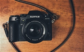 Fuji X-T1 digital camera HD wallpaper