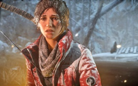 Rise of the Tomb Raider, PC game HD wallpaper