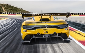 2014 Renault Sport RS 01 race car