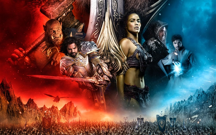 2016 Warcraft movie Wallpapers Pictures Photos Images