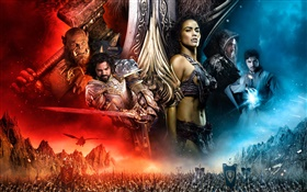 2016 Warcraft movie HD wallpaper