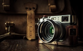 Fuji X100T digital camera HD wallpaper