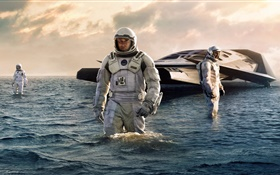 Interstellar 2014 HD wallpaper
