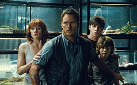 Jurassic World 2015 HD wallpaper