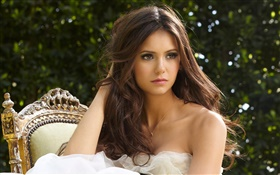 Nina Dobrev 01 HD wallpaper