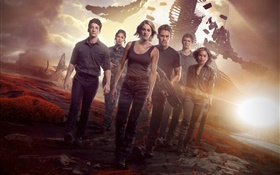 The Divergent Series: Allegiant 2016 HD wallpaper