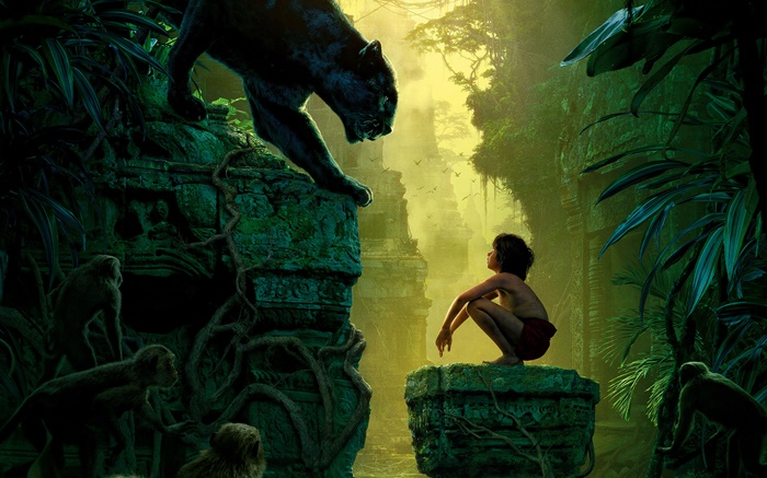 The Jungle Book 2016 Wallpapers Pictures Photos Images