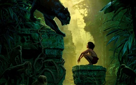 The Jungle Book 2016 HD wallpaper