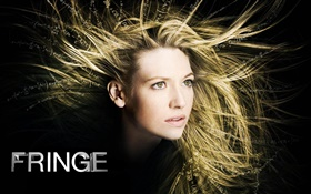 Anna Torv in Fringe HD wallpaper