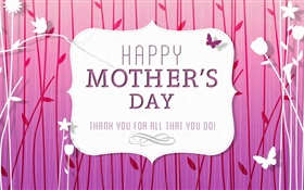 Happy Mother's Day HD wallpaper