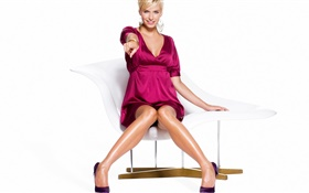 Lena Gercke 12 HD wallpaper