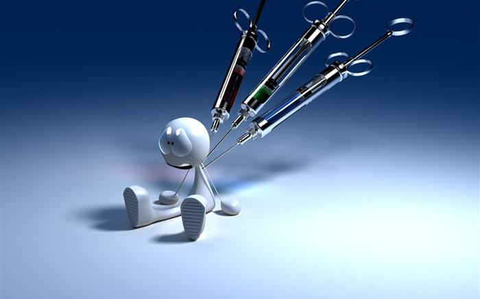 3D child injections Wallpapers Pictures Photos Images