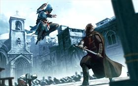 Assassin's Creed, assassinate HD wallpaper