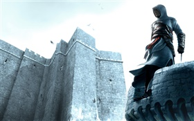 Assassin's Creed, castle HD wallpaper
