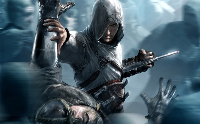 Assassin's Creed, killer Wallpapers Pictures Photos Images