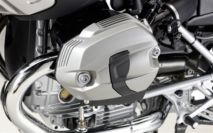 BMW motorcycle engine close-up Wallpapers Pictures Photos Images
