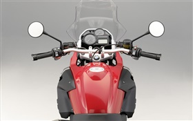 BMW motorcycle front top view HD wallpaper