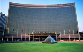 China World Hotel, Beijing, China HD wallpaper