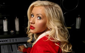 Christina Aguilera 07 HD wallpaper