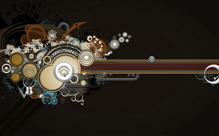 Creative design, vector, bass, music Wallpapers Pictures Photos Images