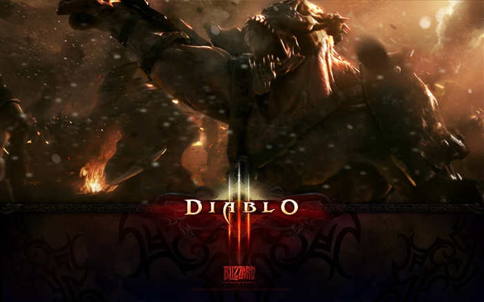 Diablo III, Blizzard game Wallpapers Pictures Photos Images