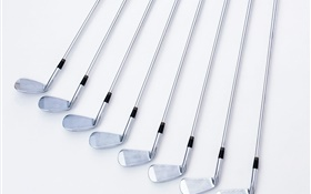 Golf clubs HD wallpaper