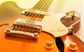 Guitar strings, music HD wallpaper