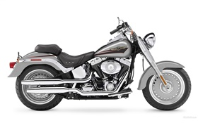 Harley-Davidson motorcycle, six speed HD wallpaper