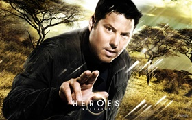 Heroes, TV series 03 HD wallpaper