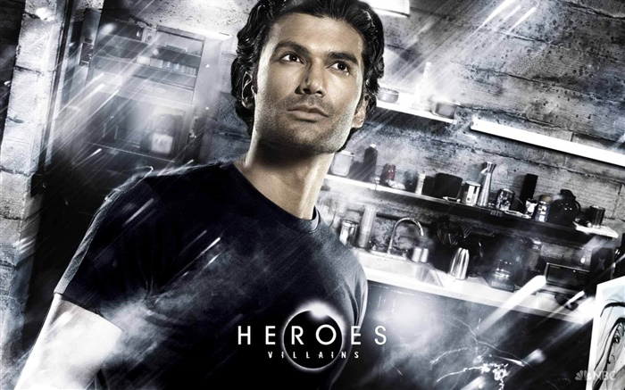Heroes, TV series 05 Wallpapers Pictures Photos Images