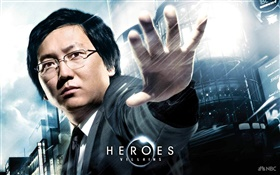 Heroes, TV series 07 HD wallpaper