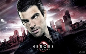 Heroes, TV series 08 HD wallpaper