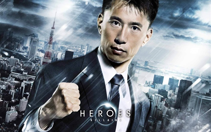 Heroes, TV series 09 Wallpapers Pictures Photos Images